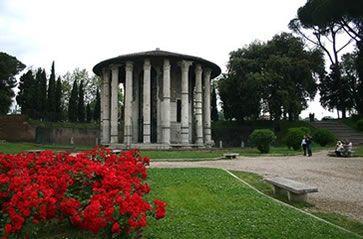 Templo de Vesta Templo de Vesta, a deusa do fogo na mitologia romana