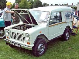 Austin Ant 4x4 Classic 4x4 Vehicles Mini Jeep Four Wheel Drive