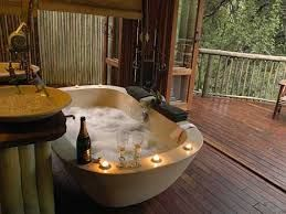 Merveilleux Treehouse Bathroom
