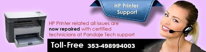 We provide HP printer technical support Our experts resolve your all issues like printer ink problems,printer paper jams and troubleshoot print quality problem and so on.Our customer executive toll-free number +353-498994003.