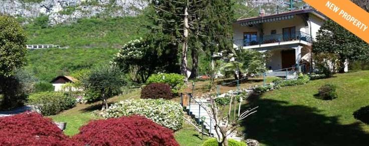 VILLA NINFEA- NEW Property  http://www.vacanzelago.com/en/lake-como-villas-lierna-villa-ninfea-388.html