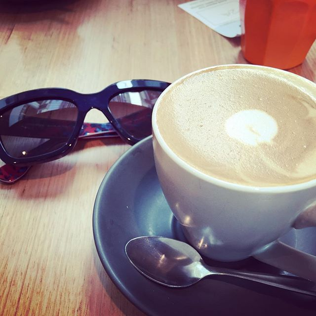 Photo #1027268546574946945 from @caz_o. #coffee makes me happy ☕️☕️☕️