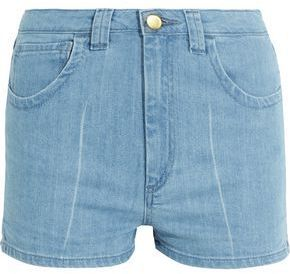 Topshop Holyport Denim Shorts