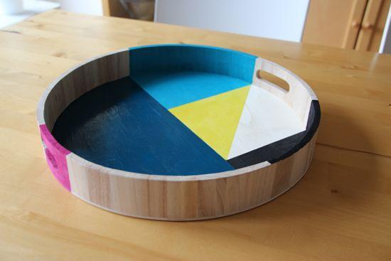 ber ideen zu holztablett auf pinterest. Black Bedroom Furniture Sets. Home Design Ideas