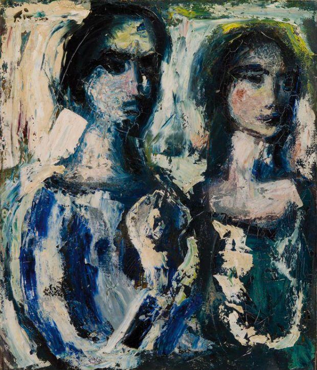 Una mostra ricca di opere di Mario Sironi, poco lontano dalla famosa piazzetta di Capri.