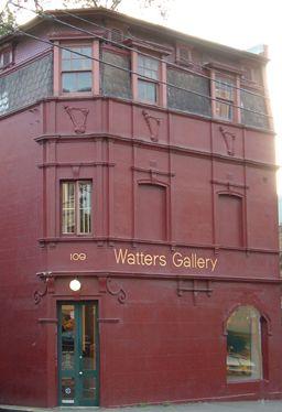 Watters Gallery, East Sydney