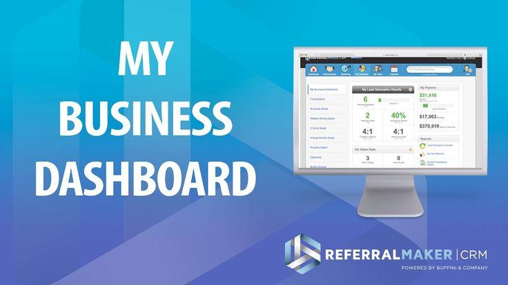 My Business Dashboard