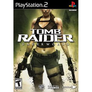 Tomb Raider Underworld - PS2 Game More