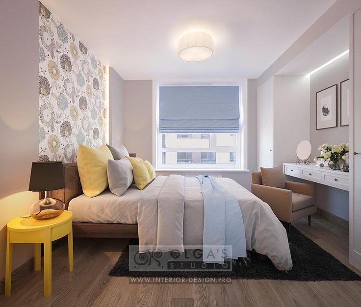 Small Bedroom Design Idea (version 1)