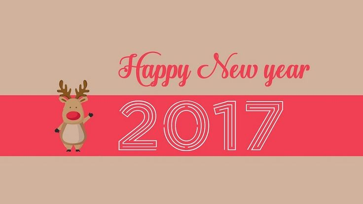 Best Happy New Year 2017 Wishes, Quotes, Images, Status for WhatsApp