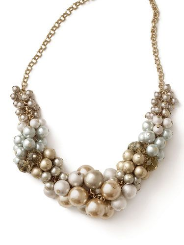 Lia Sophia Jody's Bauble Necklace
