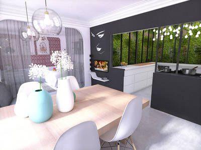 miniature Rénovation d'un appartement parisien, , Aymeric Bazin - architecte d'intérieur
