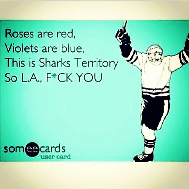 San Jose Sharks beat LA