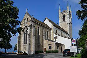 Image illustrative de l'article Église réformée Saint-Martin de Vevey