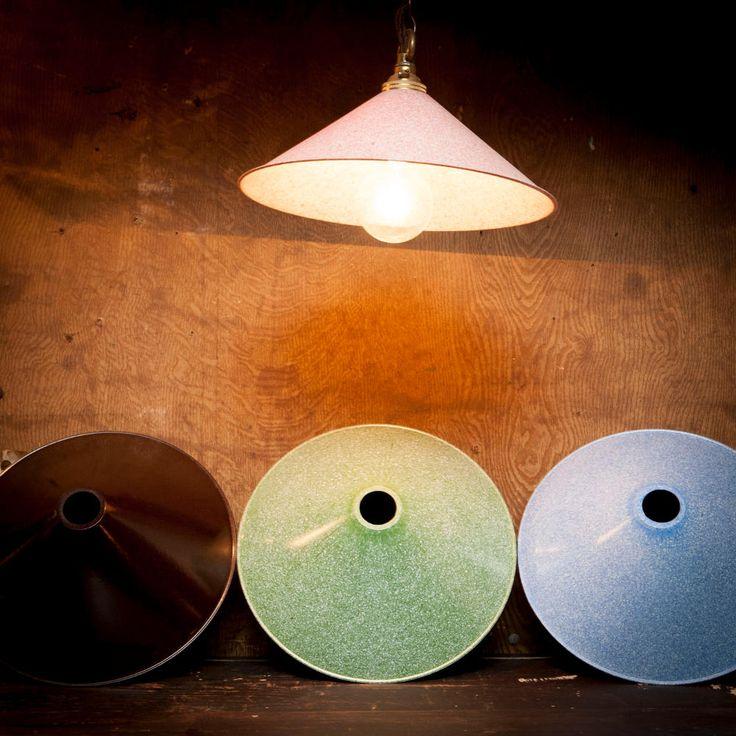 Bakelite Coolie Lamp Shade
