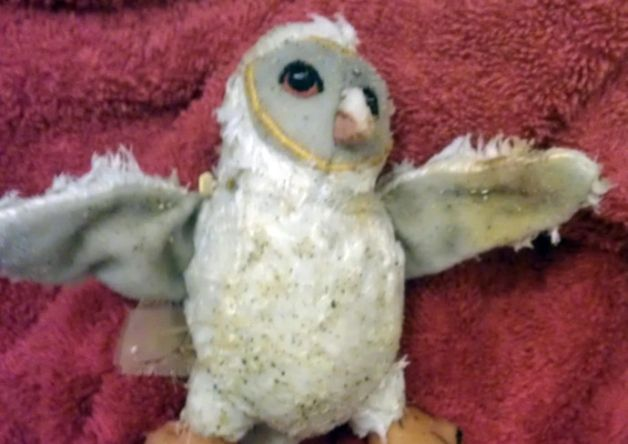 Artist aims to reunite toy owl with owner ‪#‎Southsea‬ ‪#‎lost‬ ‪#‎toy‬ ‪#‎owl‬ http://www.portsmouth.co.uk/news/artist-aims-to-reunite-toy-owl-with-owner-1-5896736