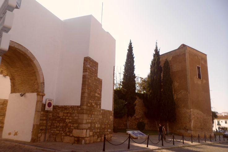 Faro's arabic fortress