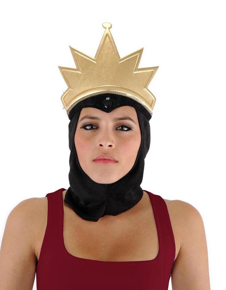 Disney Snow White Evil Queen Crown Costume Headpiece Adult