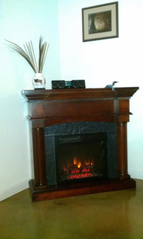 Got the new electric fireplace from Electric Fireplaces Direct installed in  the cottage. Looking cozy - 17 Best Ideas About Electric Fireplaces Direct On Pinterest