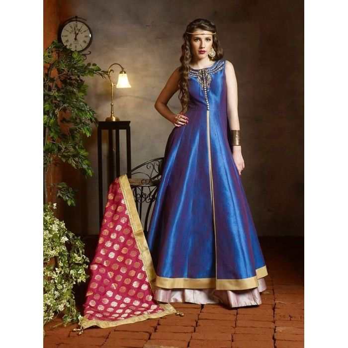 Diwali Sale-Ready To Wear - Designer Dress -06