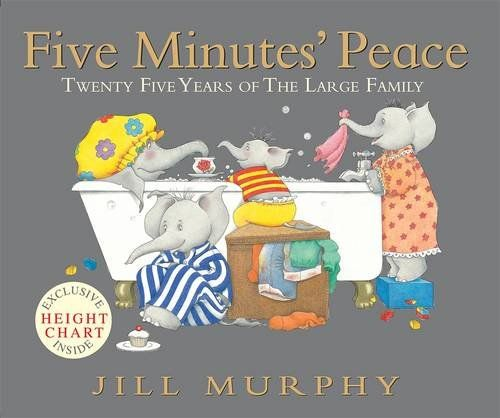 Five Minutes' Peace by Jill Murphy http://www.amazon.co.uk/dp/1406330124/ref=cm_sw_r_pi_dp_Id2oub0MHPPK0