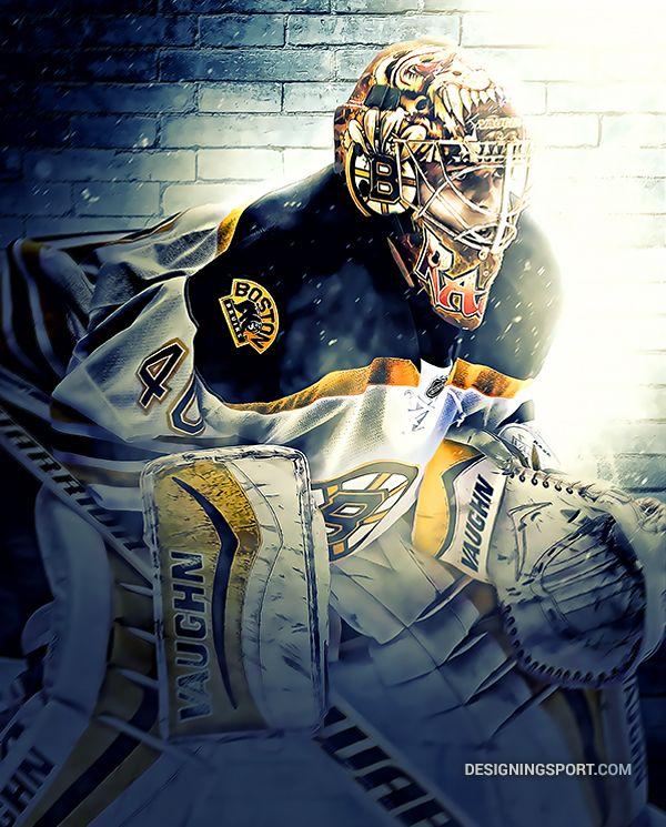 Tuukka Rask, Boston Bruins — NHL 'Puckstoppers' Series