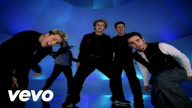 'N Sync - It's Gonna Be Me (Official Video) Dolls come to life in the toyshop.