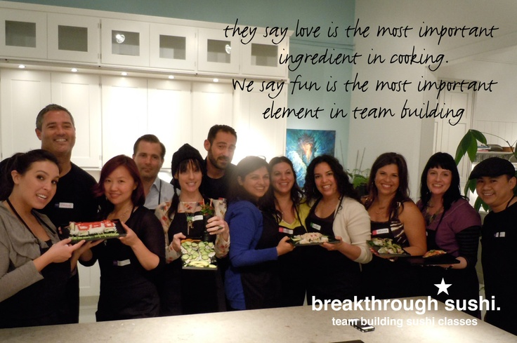 17 best images about food and team building quotes on for Team building cuisine