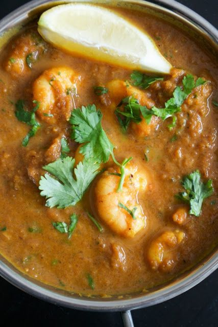 AIP King Prawn Curry - Guest Posting on The Paleo Mom