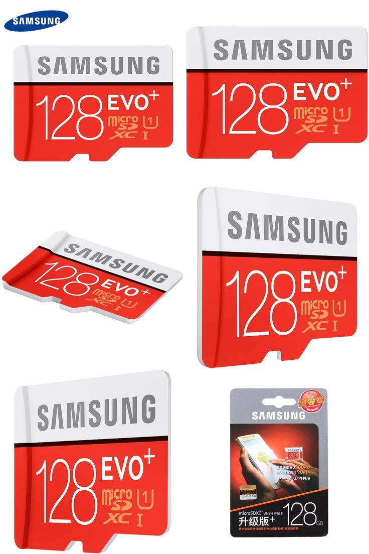 [Visit to Buy] SAMSUNG Micro SD Memory Card 128GB SDXC TF80M Grade EVO+ MicroSD Class 10 C10 UHS TF Trans Flash for Smartphone 128GB 100% #Advertisement