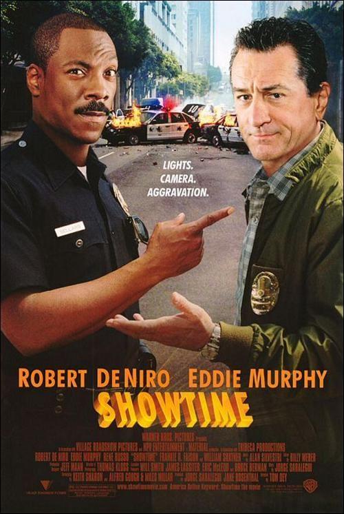 Showtime (2002) - (cast Robert De Niro)