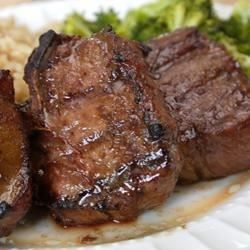 These are the most delicious lamb chops you'll ever taste! When I make it, this savory lamb dish has impressed EVERYONE and has had people coming back for more for many years. It's suitable for any occasion...even Christmas or Thanksgiving. Plan ahead so you can marinate the lamb overnight.