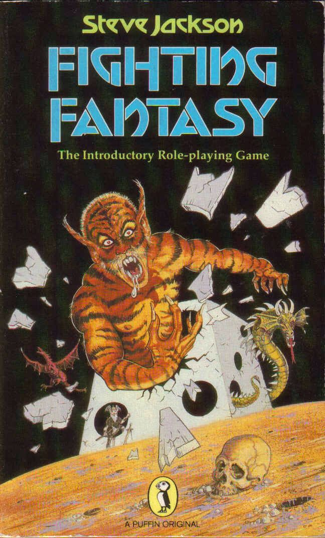Fighting Fantasy The Introductory Role-playing Game.