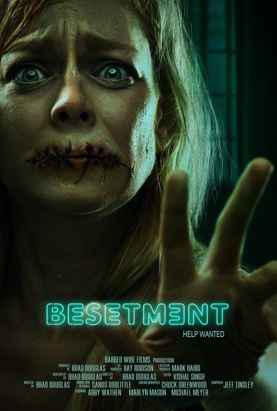 Film Review for Besetment, Directed and Written by Brad Douglas. Releases June 6th, 2017 on Video on Demand and DVD via Uncorkd Entertainment     Besetment, The idea Focused on a Dark Thriller yet it Turned into a Muddled Production -Film Review #Besetment #uncorkdentertainment #besetment #horror #thriller #indiehorror