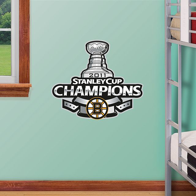 Zdeno chara stanley cup home hockey and boston bruins for Bruins bedroom ideas