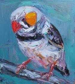 Allen - oil on linen CRAIG WADDELL - Edwina Corlette Gallery - Contemporary Art Brisbane
