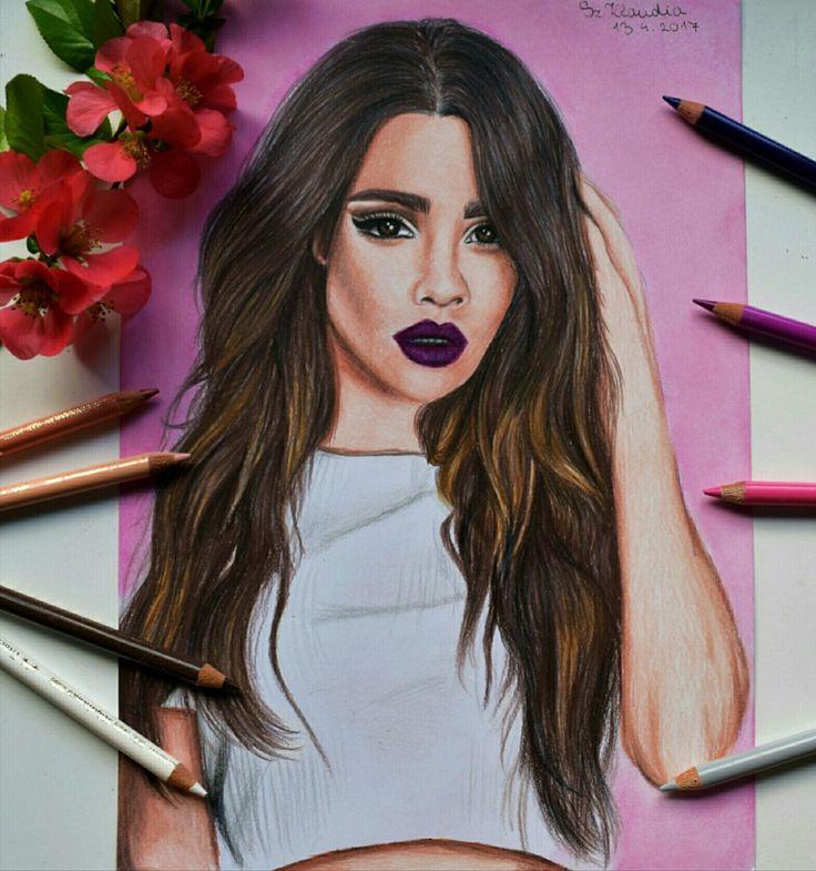 Maria Way drawing