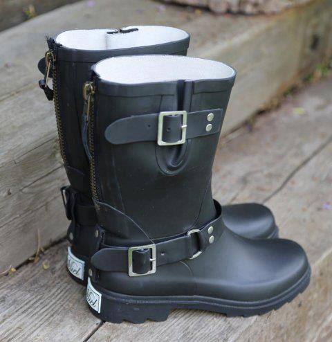 Mine gummistøvler ;)