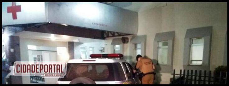 Rotam de Campo Mourão prende suspeito de tentativa de assassinato com entorpecentes