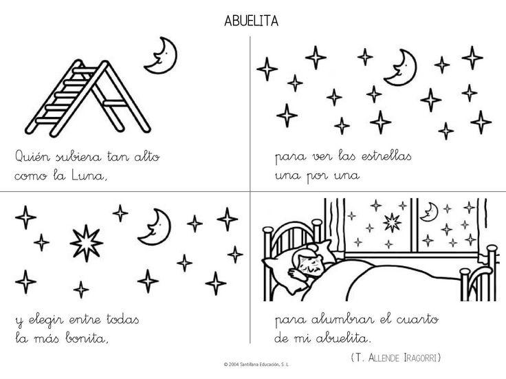 Menta Más Chocolate - RECURSOS y ACTIVIDADES PARA EDUCACIÓN INFANTIL: Poesías sobre la FAMILIA