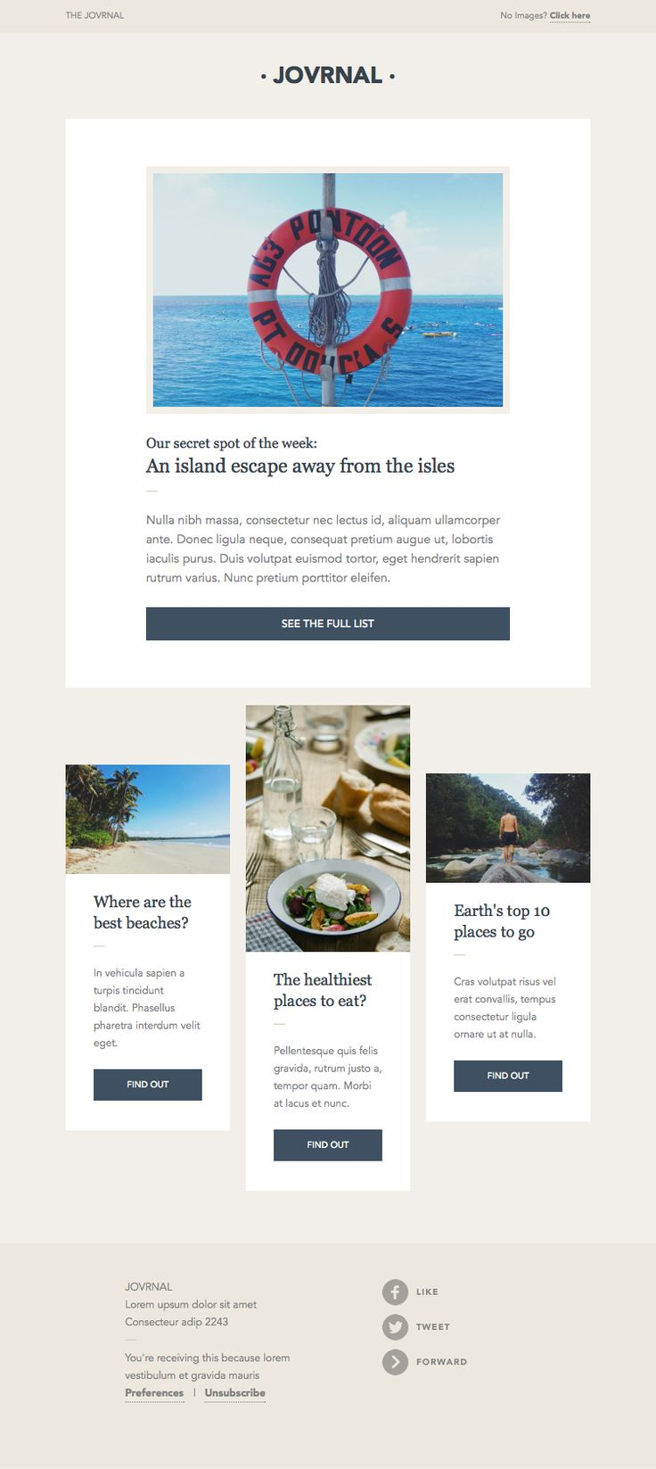 54 best free seller informaion images on pinterest free for Www campaignmonitor com templates