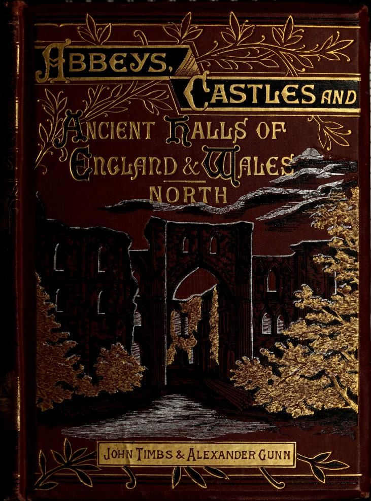 Abbeys, castles and ancient halls of England and Wales 1872