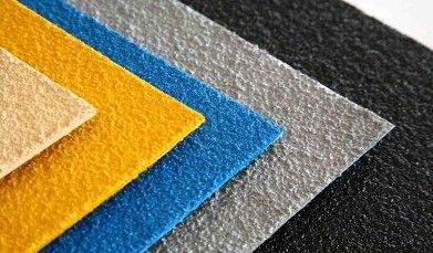 Polyurea Sprey Uygulama Renkleri