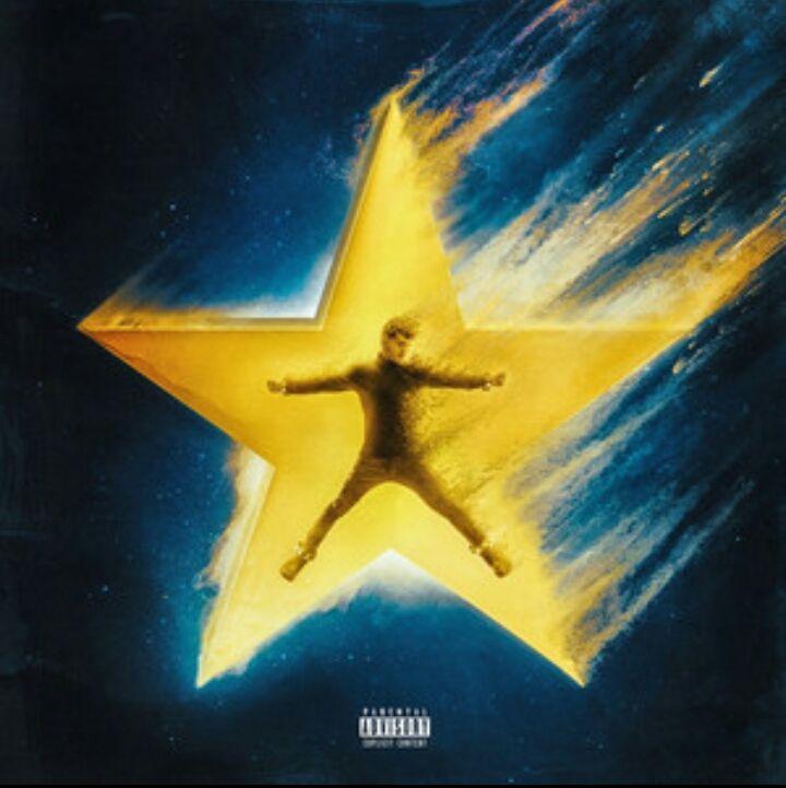 álbum Cosmic Bazzi 2018 Music Album Cover Album Cover Art Iconic Album Covers