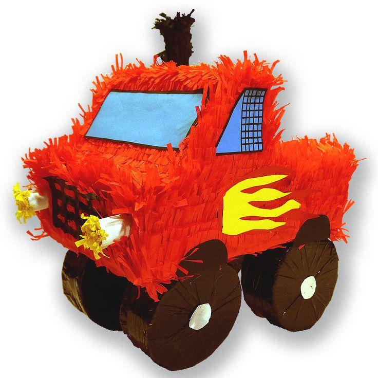 Monster Truck www.ekopiniata.pl
