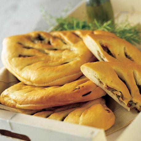 Fougasse, recette de pain de Guy Demarle