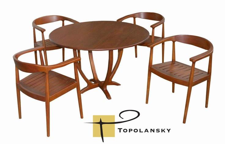 www.topolansky.co.za - Dakkar Dining set