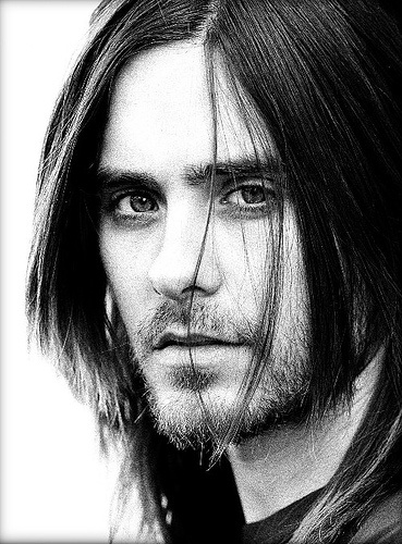 Jared Letto-the eyes have it
