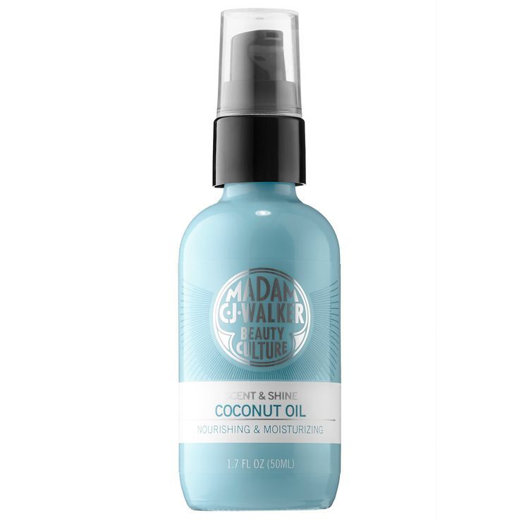 """Deeply nourish and protect curls with Madam C.J. Walker Beauty Culture's Scent & Shine Coconut Oil. This fast-absorbing, lightweight treatment oil is subtly scented with a medley of woods, coconut, and sweet vanilla notes. It helps maintain curl definition and provides a healthy-looking shine. <a class=""""pintag searchlink"""" data-query=""""%23Sephora"""" data-type=""""hashtag"""" href=""""/search/?q=%23Sephora&rs=hashtag"""" rel=""""nofollow"""" title=""""#Sephora search Pinterest"""">#Sephora</a> <a class=""""pintag…"""