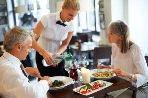 """Getting Paid to Eat Out 